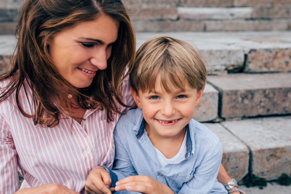 Mutter und Sohn- Foto von Melanie Osterried, Fotografin, Meerbusch, Duesseldorf