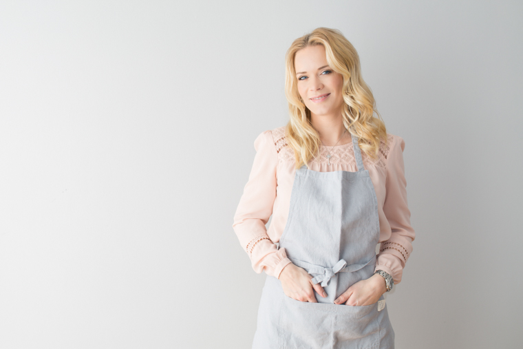 Nora Lange - Food Bloggerin, fotografiert von Melanie Osterried, Meerbusch