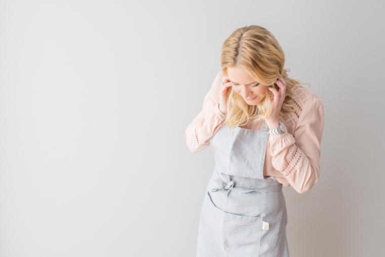 Nora Lange - Foodbloggerin, fotografiert von Melanie Osterried